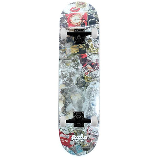 Familia Skateboards Shaun Witherup Trash Complete Skateboard 8.2""