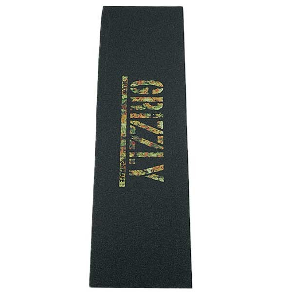 Grizzly T-Puds Signature Griptape Kush