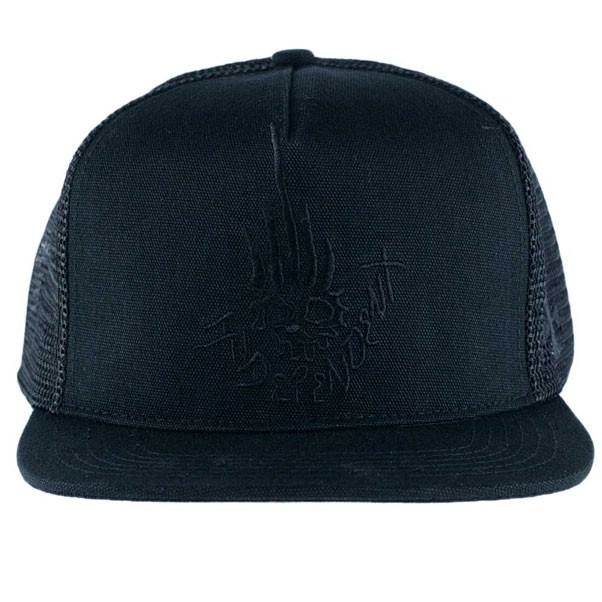 Independent Truck Co x Jason Jessee Man Club Trucker Hat Black