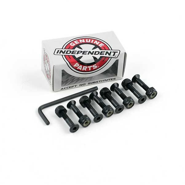 "Independent 1"" Skateboard Allen Bolts"