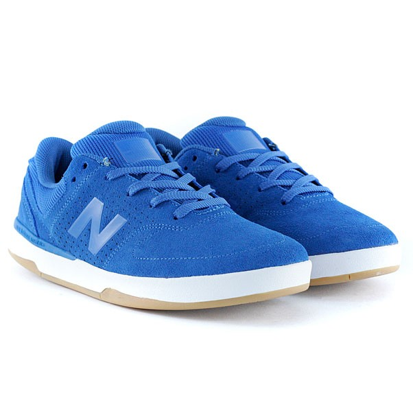 New Balance Numeric PJ Stratford 533 Blue Skate Shoes