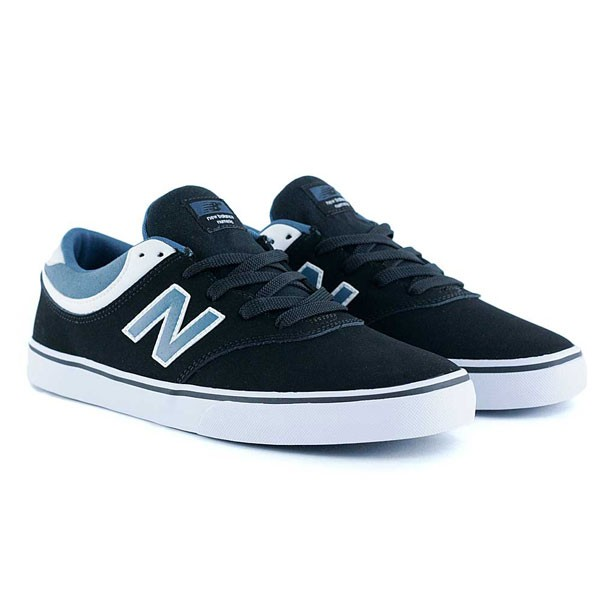 New Balance Numeric Quincy 254 Black Slate Skate Shoes