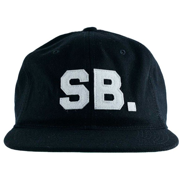 Nike Sb Infield Pro Wool Pack 6 Panel Hat Black Pine Green Black