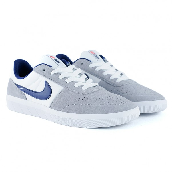 Nike Sb Team Classic Wolf Grey Game Royal White Team Orange