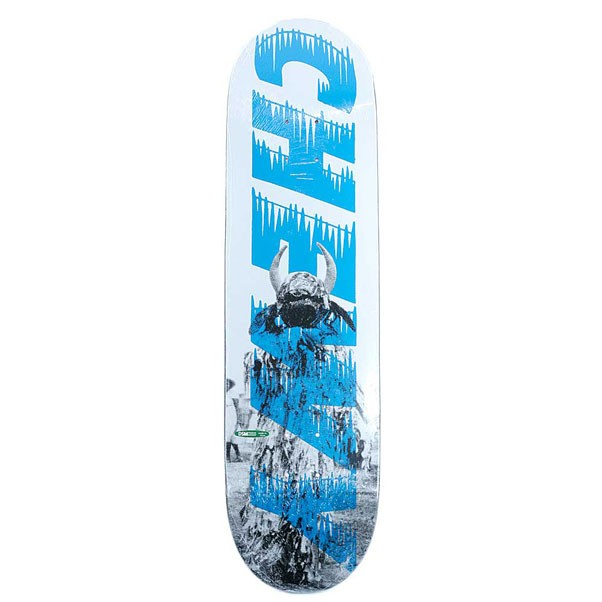 Palace Skateboards Chewy Bankhead Skateboard Deck Blue 8.4""