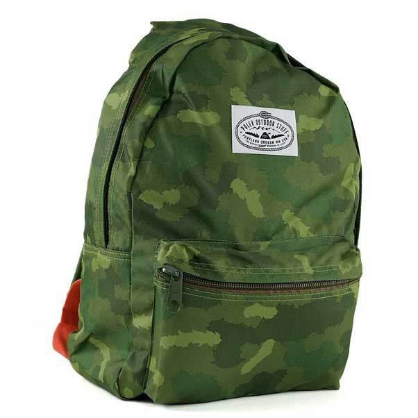 Poler Stuff Rambler Pack Backpack Bag Green Camo