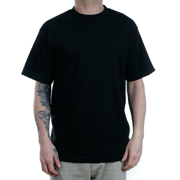 Quasi Skateboards Carl Pocket T-Shirt Black