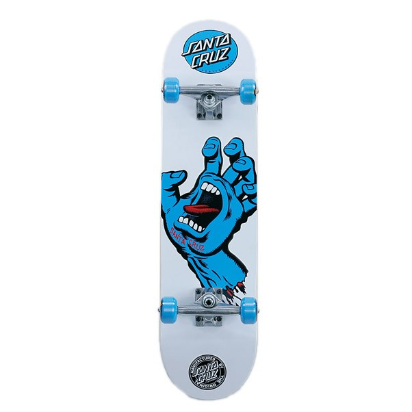 Santa Cruz Screaming Hand Factory Complete Skateboard 7.75""