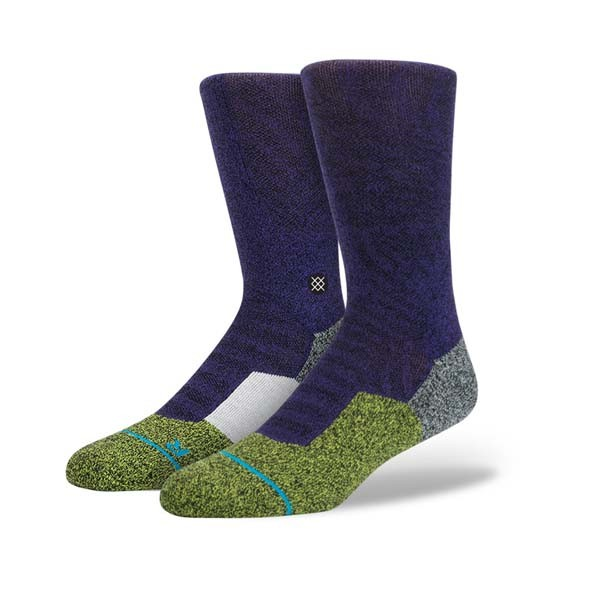 Stance Socks Chris Cole Viper Pro Signature Socks Purple Large