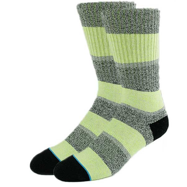 Stance Electric Socks Lime