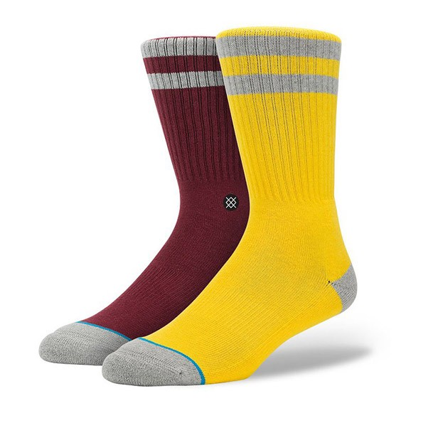 Stance Socks Cosby Yellow