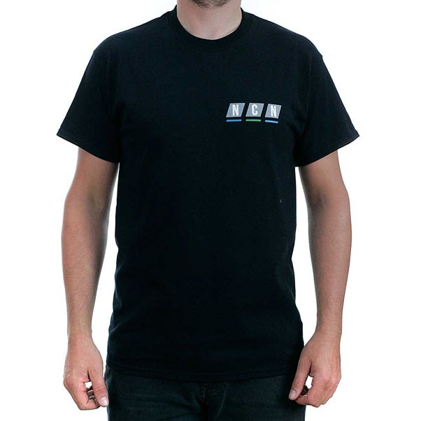 The No Comply Network Femi By Sophia Bennett T-Shirt Black