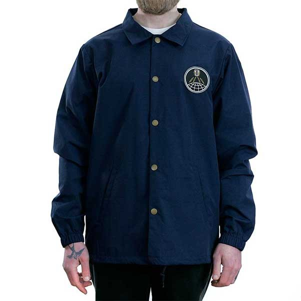 Theories Of Atlantis Special Ops Coach Jacket Navy