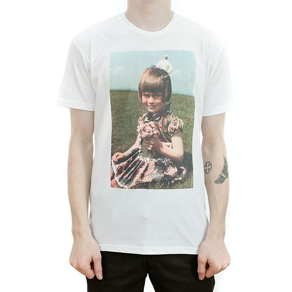 Theories Of Atlantis Solway Firth T-Shirt White
