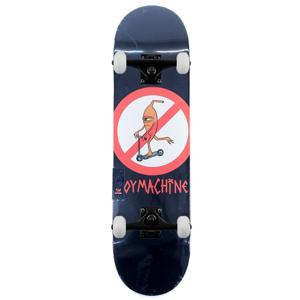 """Toy Machine No Scooter Complete Skateboard 8.25"""""""