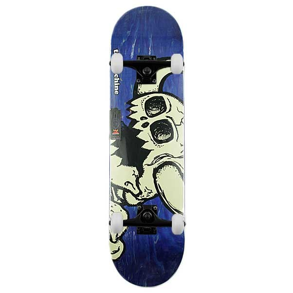 """Toy Machine Vice Dead Monster Complete Skateboard 8.25"""""""