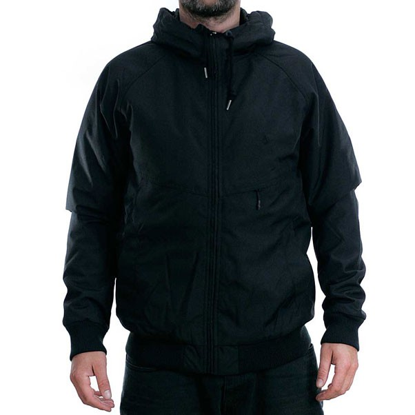 Volcom Hernan Jacket Update Black