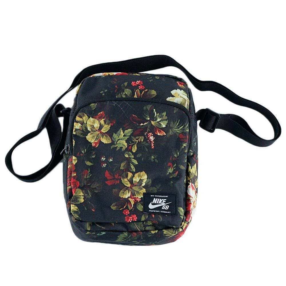 ff7805bf430c Nike Sb Heritage Summit Shoulder Bag Rose Black at Black Sheep