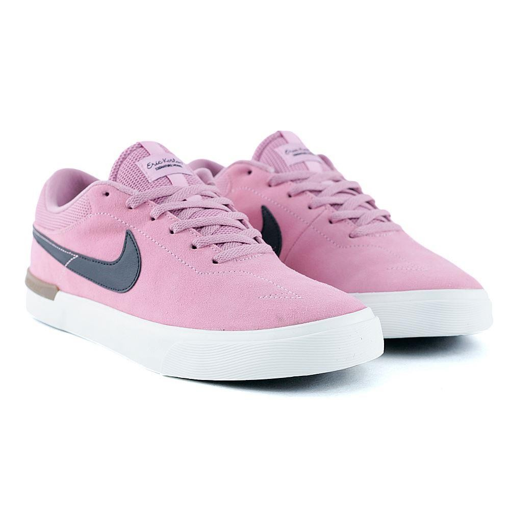 sneakers for cheap 1f728 6f078 Nike Sb Koston Hypervulc Pastel Elemental Pink Black Gum Skate Shoes at  Black Sheep Skateboard Shop