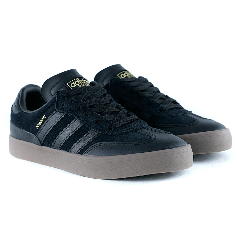 newest fce83 880c5 ... wholesale adidas skateboarding busenitz vulc rx core black gum skate  shoes at black sheep skateboard shop