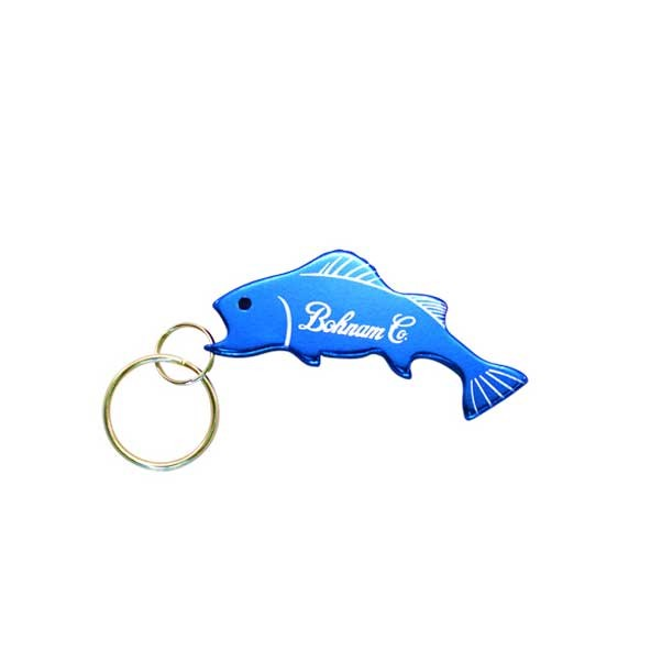 Bohnam Supply Co Bucket Mouth Keychain