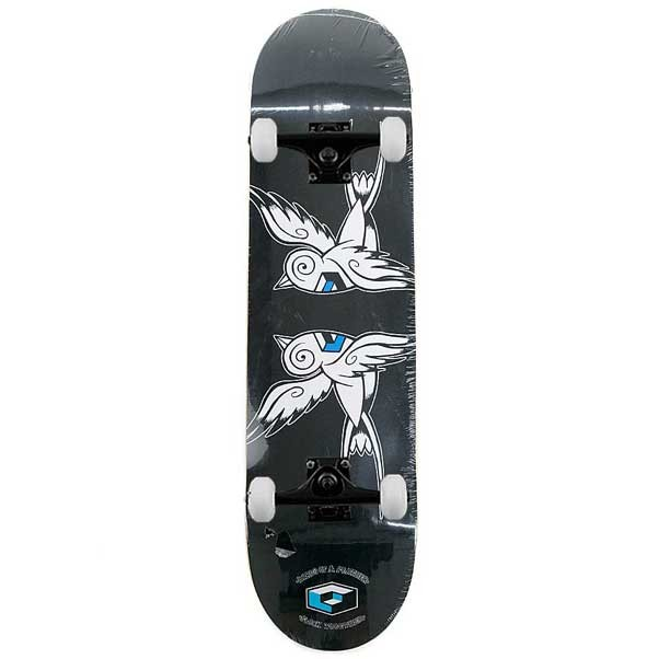 Consolidated Birds Of A Feather Complete Skateboard 8.1""