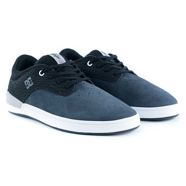 Dc Shoes Mikey Taylor 2 Grey Black Skate Shoes