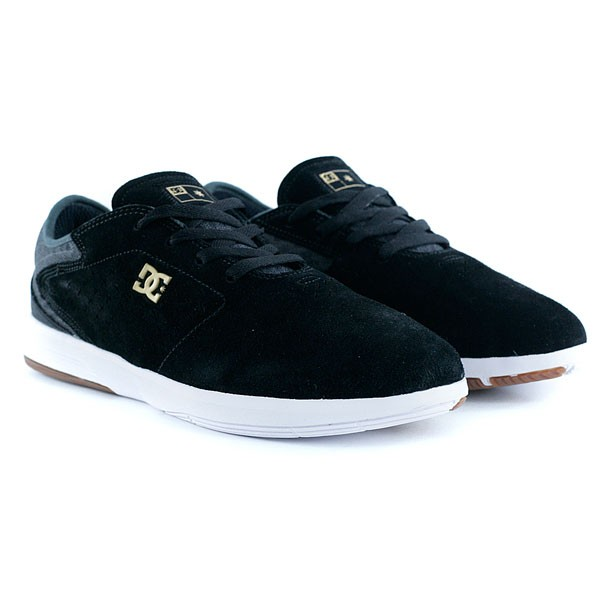 Dc Shoes New Jack S Black Skate Shoes