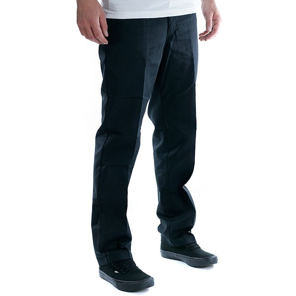 Dickies 894 Industrial Work Pants Black