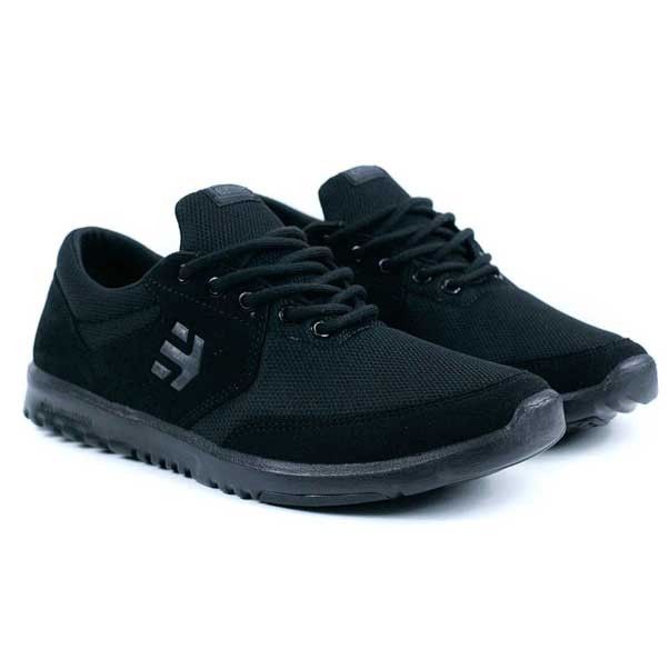 Etnies Marana Sc Black Black Skate Shoes