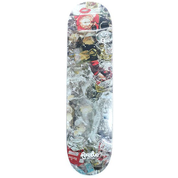 Familia Skateboards Shaun Witherup Trash Skateboard Deck 8.2""