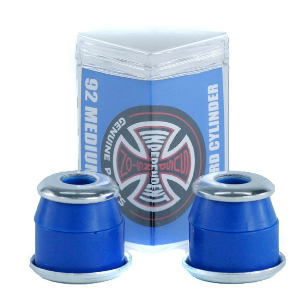 Independent Truck Bushings Standard Cylinder Medium Hard 92 Blue