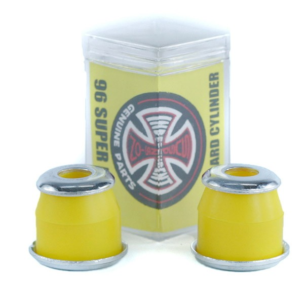 Independent Truck Bushings Standard Cylinder Super Hard 96 Yellow