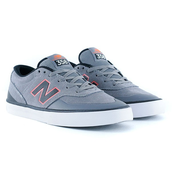 New Balance Numeric Arto 358 Grey Black Skate Shoes