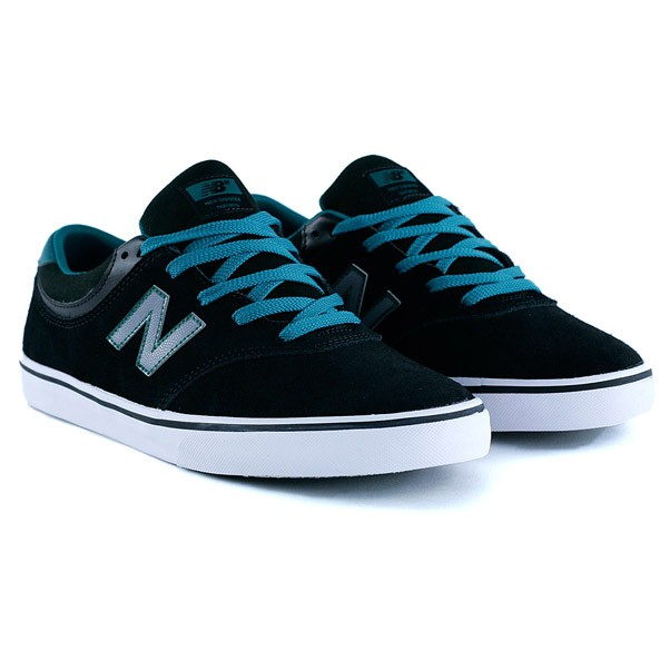 New Balance Numeric Quincy 254 Black Jade Skate Shoes