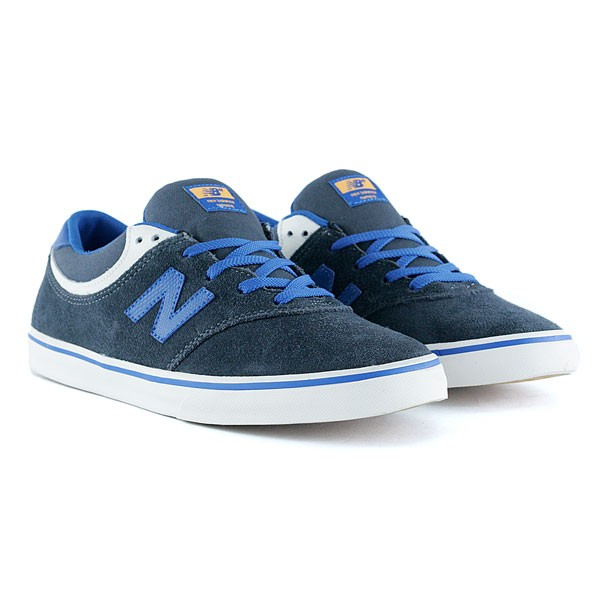New Balance Numeric Quincy 254 Blue White Skate Shoes