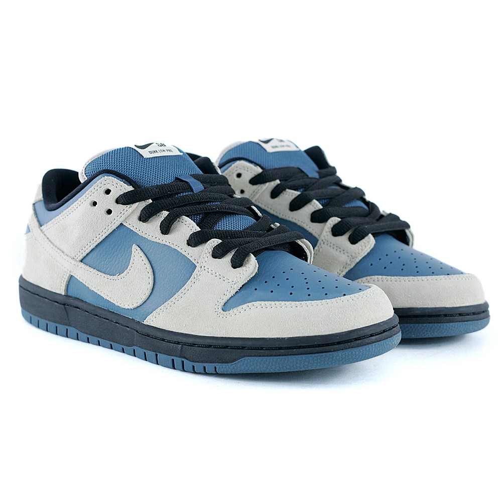 premium selection 18d47 fc673 Nike Sb Dunk Low Pro TRD Light Cream Thunderstorm Black at Black Sheep  Skateboard Shop