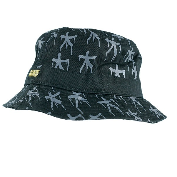 Official All Stars Bucket Hat Black