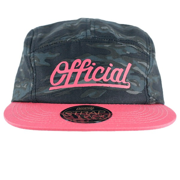 Official Never Been Seen Hat Black