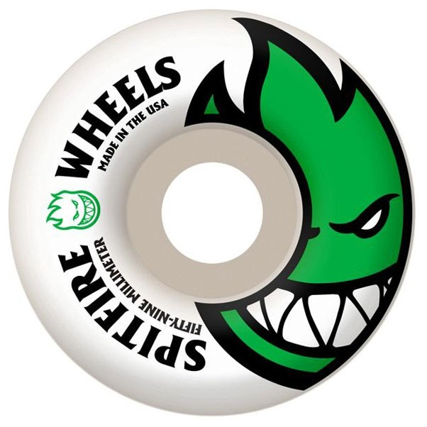 Spitfire Bigheads 59mm Skate Board Wheels
