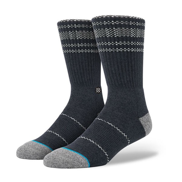 Stance Socks Eskeletor Grey Large Xlarge