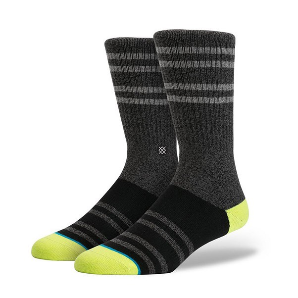 Stance Socks Falcon Black Large