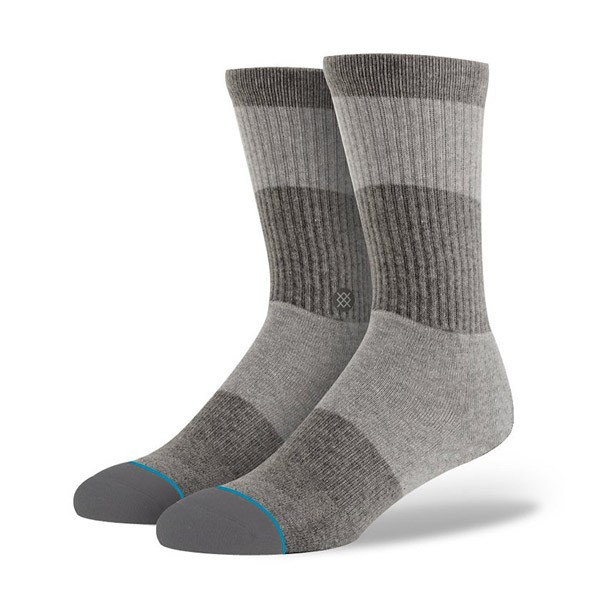 Stance Socks Spectrum Grey Large