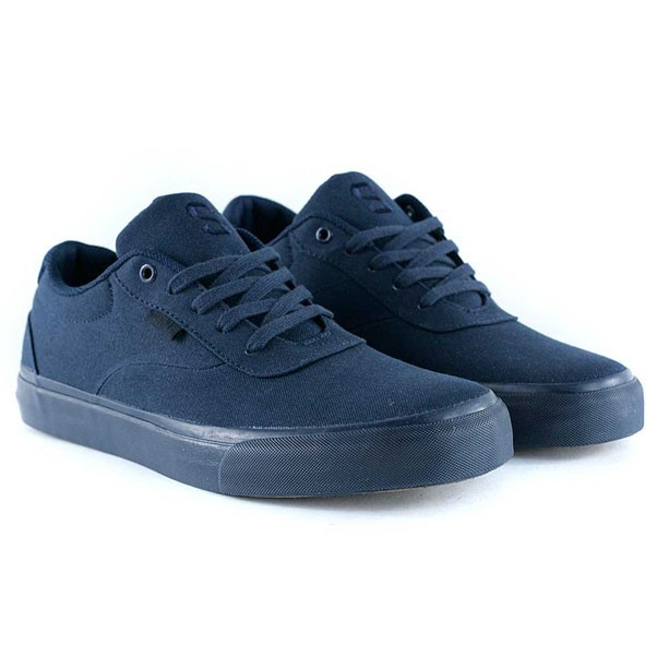 State Footwear Madison Navy Navy Skate Shoes