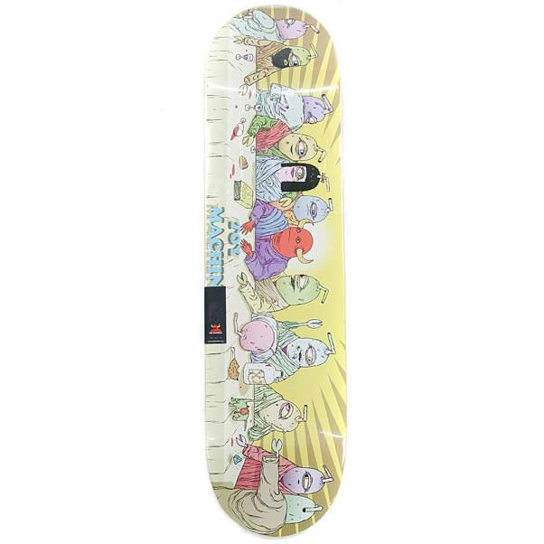 Toy Machine Last Supper Skateboard Deck 8""