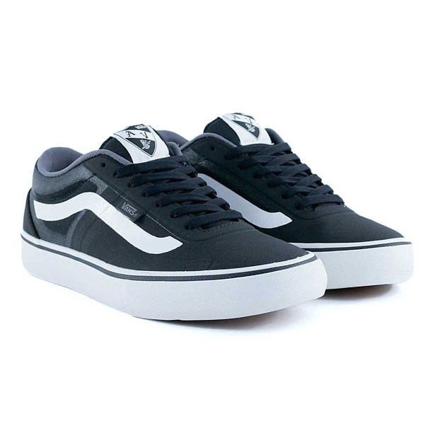 c133ae7f15 Vans AVE RapidWeld Pro Lite Black White Skate Shoes at Black Sheep ...