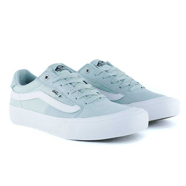 857739395f Vans Style 112 Pro Harbour Gray White Skate Shoes at Black Sheep ...