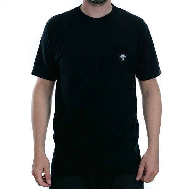 Vans x PassPort Pocket T-Shirt Black