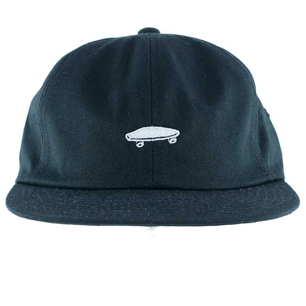 2cea6f9df56 Vans x Thrasher Jockey Hat Black One Size at Black Sheep Skateboard Shop