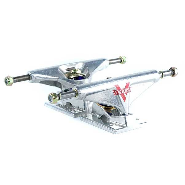 Venture High Polish Skateboard Trucks 5.0""